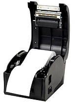 Термопринтер для печати этикеток и чеков, Xprinter 2 в 1 XP-360B, фото 3