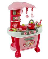 Детская кухня со звуком световыми эффектами 31 предмет 008-801