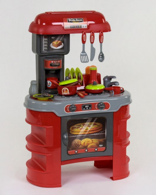 Дитяча кухня зі звуком світловими ефектами 008-908А