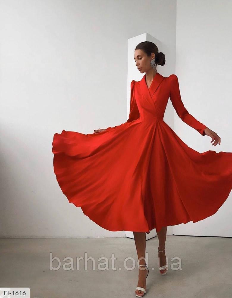 Платье женское на осень 42-46 размера