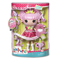 "Кукла LALALOOPSY серии ""Lalabration""- ПРИНЦЕССА БЛЕСТИНКА  536215"