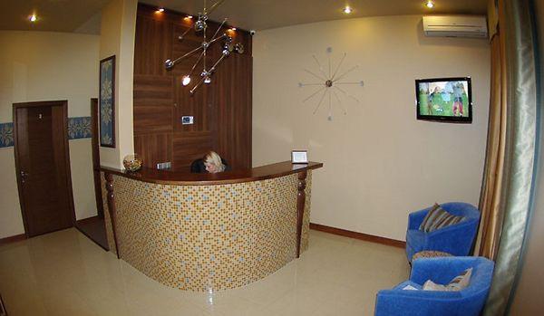 Отель для размещения учеников школы Олимпия