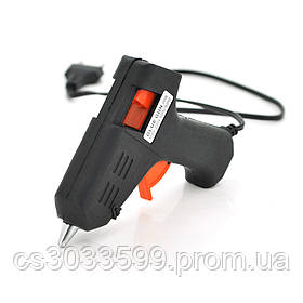 Пістолет клейовий з живленням від 220V SL-E 20W, 220V, Black, Blister