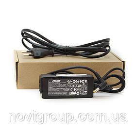 Блок питания MERLION для ноутбука ASUS 9.5V 2.315A (20 Вт) штекер 4.8*1.7мм, длина 0,9м + кабель питания