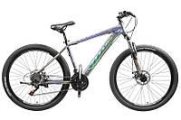 "TitanBike Велосипед Titan Evolution 27,5""17"" Серый-Черный"