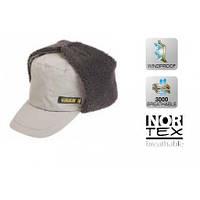 Теплая шапка-ушанка NORFIN INARY GRAY Шапка для охоты и рыбалки зимой