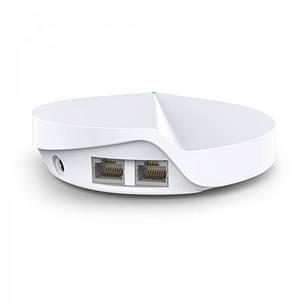 WiFi Mesh система TP-Link Deco M5 2-pack (AC1300, 2xGE LAN/WAN, Bluetooth, MESH, MU-MIMO, 4 антенны, 2-pack), фото 2