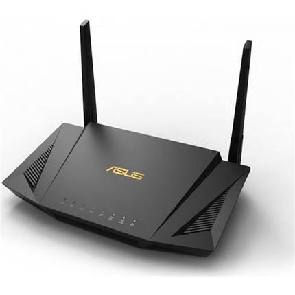 Беспроводной маршрутизатор Asus RT-AX56U (AX1800, 4xGE LAN, 1xGE WAN, 1xUSB3.1, 1xUSB2.0, MU-MIMO, 2 антенны,, фото 2