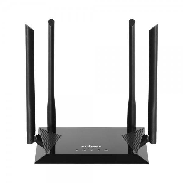 Беспроводной маршрутизатор Edimax BR-6476AC (AC1200, 1*FE WAN, 4*FE LAN, 4 антенны)