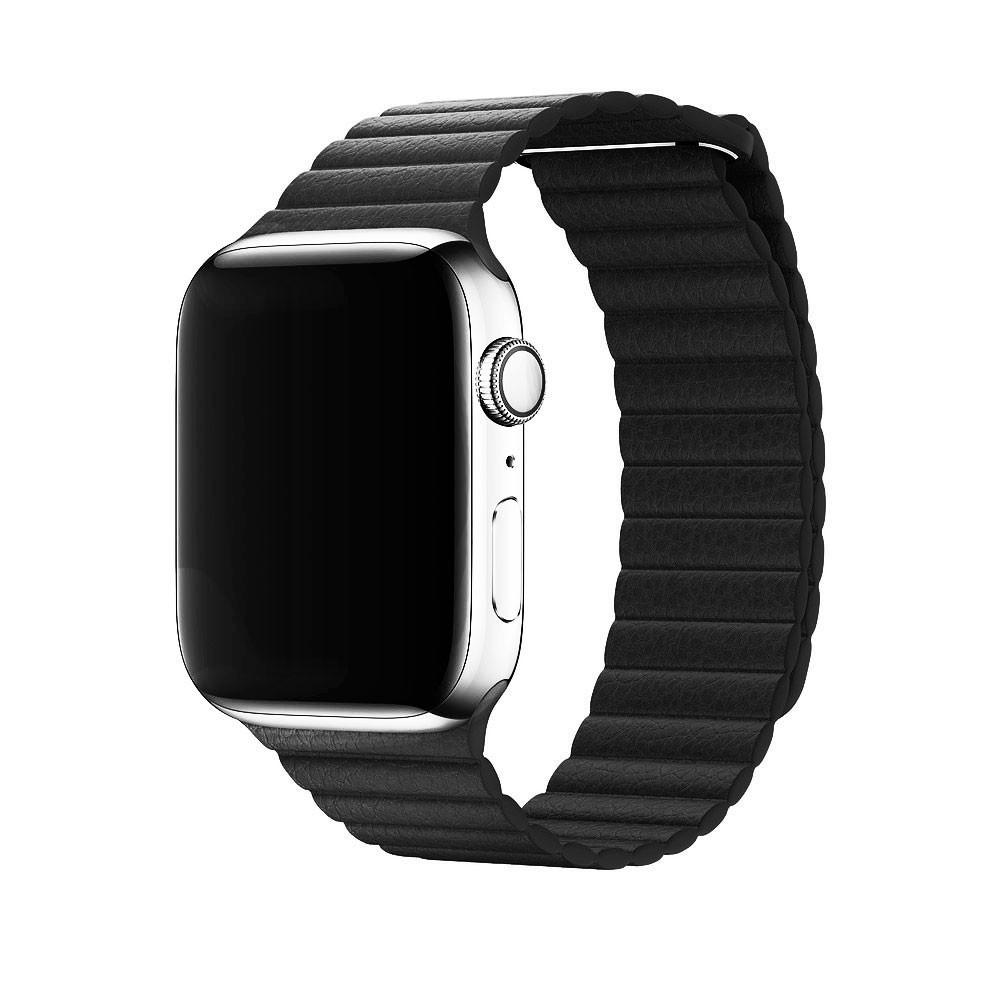 Ремінець Leather Loop для Apple Watch