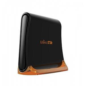 Беспроводной маршрутизатор Mikrotik hAP mini RB931-2nD (N300, 650MHz/32Mb, 3x10/100 Ethernet ports, 1,5 dBi), фото 2