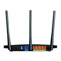 Беспроводной маршрутизатор TP-Link ARCHER A7 (AC1750, 4хGE LAN, 1хGE WAN, 1*USB2.0, 3 антенны), фото 3