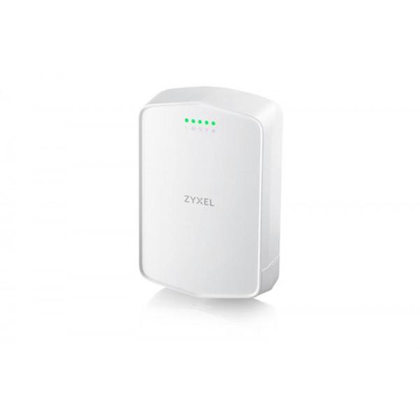 Беспроводной маршрутизатор ZYXEL LTE7240-M403 (LTE7240-M403-EU01V1F) (N300, 1xGE, 1xSim, LTE cat4, IP56,