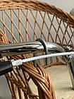 Велокрісло з лози на кермо, фото 3