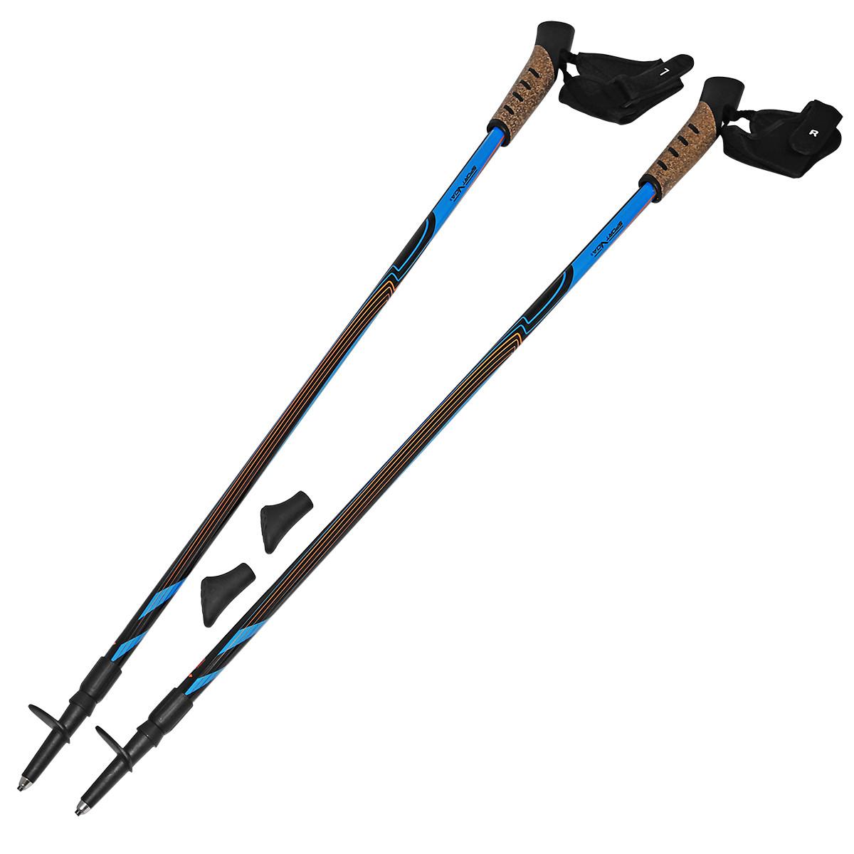 Палки для скандинавской ходьбы SportVida SV-RE0012
