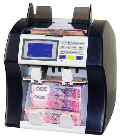 Lince 600 MC Лічильник-сортувальник банкнот, фото 2