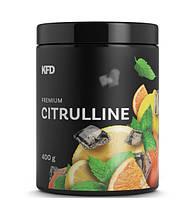 Цитруллин малат KFD CITRULLINE MALATE 400 г с вкусовыми наполнителями
