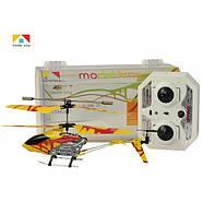 """Вертолёт на радиоуправлении """"Model King"""" (Желтый), фото 2"""