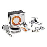 Смеситель для ванны и душа Q-tap Astra CRM 006, фото 5