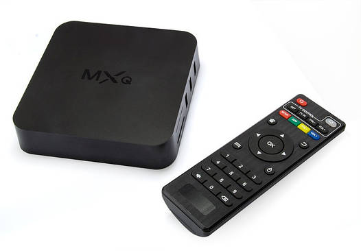 MXQ S805  Компютер в вашем телевизоре  с  помощью приставки Smart -TV MXQ S805 Android