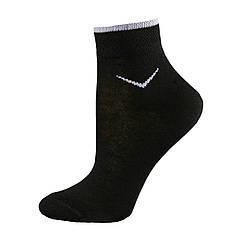 Женские носки для спорта черный