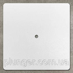 Підкладка квадратна ущільнена c отвором 20 х 20 см, ДВП