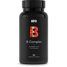 Вітаміни KDF VITAMIN B Complex 60 капсул