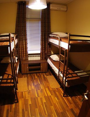 Отель дарницкий, номер эконом для проживания учеников вопремя обучения
