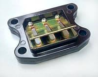 """Пелюстковий клапан Honda DIO-18/27/28 ТАСТ-30/31/51 LEAD-50/90 """"SM"""""""