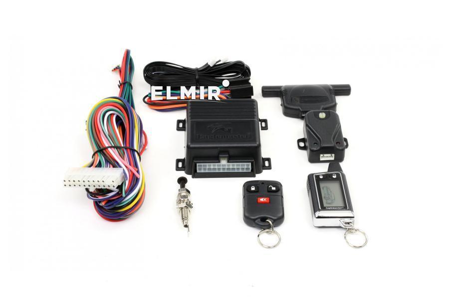"""Сигналізація 2way """"Eaglemaster"""" E-1 - без сирени/турботаймер/1дв./LCD-var/ дистанція 500/1000м"""