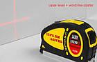 Лазерный уровень с рулеткой 5,5 м - Level Pro 3, фото 8