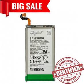 Акумулятор ORIGINAL Samsung G955/S8+ (BE-BG955ABE) 3500 mAh, фото 2