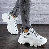 Женские кроссовки белые Ash 1956 (38 размер)