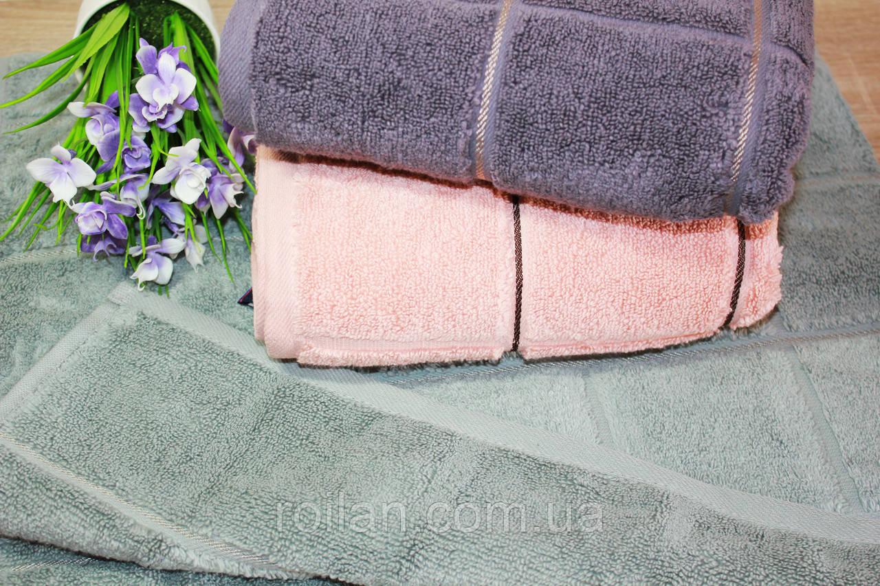 Банные турецкие полотенца Cestepe Premium KARE