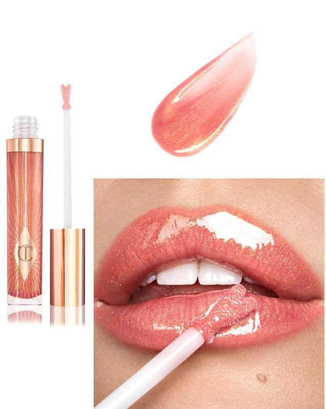 Charlotte Tilbury Collagen Lip Bath Peachy Plump