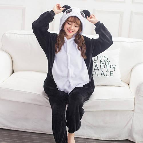 Пижама - кигуруми Панда S 145-155 см рост
