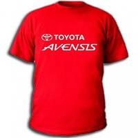Футболка Toyota Avensis