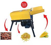 Лущилка кукурузы Donny DY-003 (2,2 кВт, 350 кг/час) двойная, фото 1