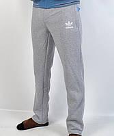 Мужские спортивные штаны на байке Adidas - зима (47-148)