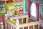 Великий ігровий ляльковий будиночок AVKO Вілла Валетта з LED підсвічуванням, фото 5