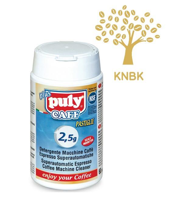 Таблетки для чистки групп Puly Caff (60 шт по 2,5 г)