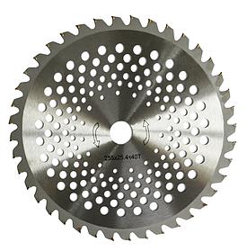 Нож для бензотриммера Verano 40Т 250 х 25 х 1.2 мм (71-740)
