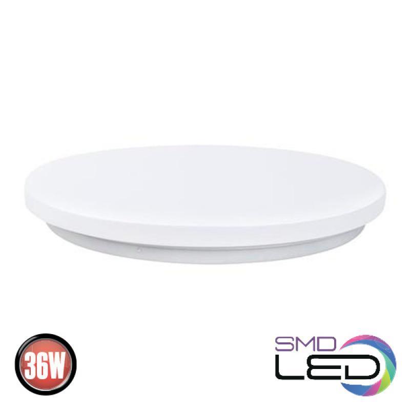 Светодиодный встраиваемый светильник круг 36W 6400K ELECTRON-36