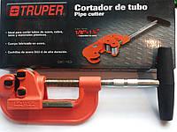 Труборез , Сталь ,  Т- ручка , от 3 - 32 мм  ,Truper