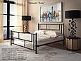 """Металеве ліжко """"Амис"""", фото 2"""