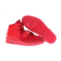 Nike Air Yeezy 2 красный - 1380