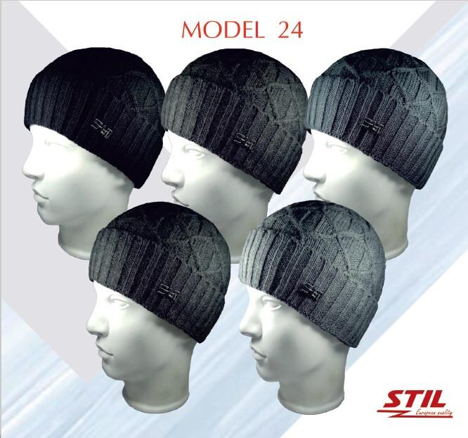 Мужская шапка STIL 24