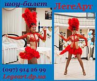 Шоу балет Днепропетровск
