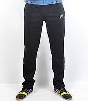 Мужские спортивные штаны на байке Nike - зима