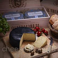 Сыр Чеддер с трюфелем 45% 2 кг  Somerdale Il Truffelino
